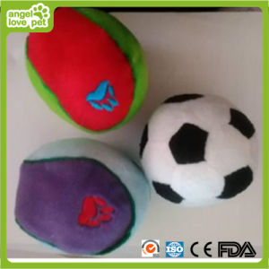 Dog Kinds of Plush Football Toy Pet Toy pictures & photos