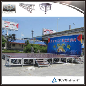 Factory Price Portable Adjustable Aluminum Stage Frame for Concert pictures & photos