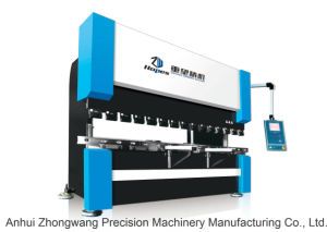 Wc67k 100t/3200 Torsion Axis Servo CNC Press Brake