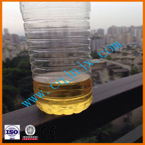 Black Waste Oil Decoloring Used Motor Oil Catalyst Recycling to Diesel pictures & photos