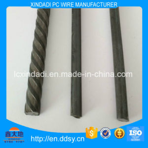 5mm Wire of Iron or Non Alloy Steel with Spiral Ribs pictures & photos