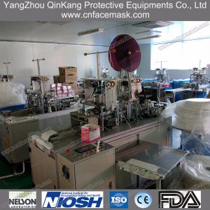Activated Carbon Particulate Respirator/Face Mask pictures & photos