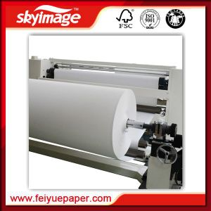 1.87m Anti-Curl 50GSM Fasy Dry Sublimation Transfer Paper for High Speed Printer Ms-Jp pictures & photos