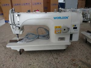 Wd-8700d Direct Drive Lockstitch Sewing Machine pictures & photos