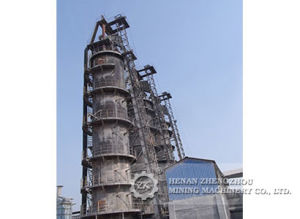 Refractory Long Service Life Lime Vertical Kiln pictures & photos