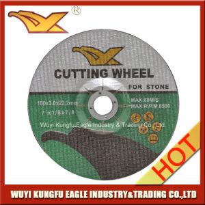 "7"" Resin Grinding Wheel Abrasive Cutting Wheel, Cutting Disc pictures & photos"