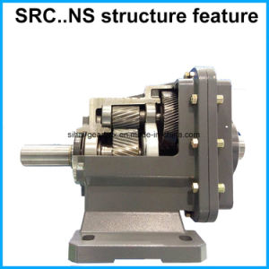 Src Series Motor Helical Gear Units pictures & photos