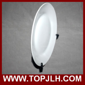 China Wholesale Porcelain Dinnerware Sublimation Plate pictures & photos