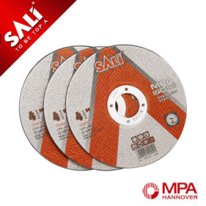 Abrasive Cutting Metal and Stainless Steel 4.5′ Cut off Wheel pictures & photos