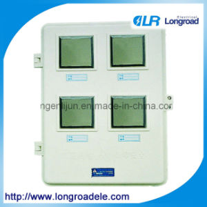 Watt-Hour Meter Box Tg-P4, Safety Electricity Meter Box pictures & photos