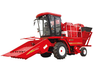 Big Power Corn Harvester with High Reliability for Sale pictures & photos