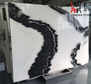 Natural Panada White Marble Slab with Chinese Origin pictures & photos
