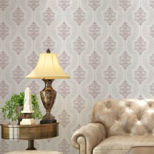 Seamless Luxury Classic Embossing Wallpaper Fabric Bedroom Livingroom pictures & photos