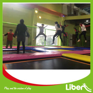 Indoor Trampoline Court for Commercial Use pictures & photos