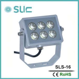 Waterproof 7.5W LED Garden Light/Spot Light Light for Landscape Lighting (SLS-16) pictures & photos