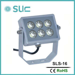 Waterproof 7.5W LED Garden Light/Spot Light/Low Voltage Light for Landscape Lighting (SLS-16) pictures & photos