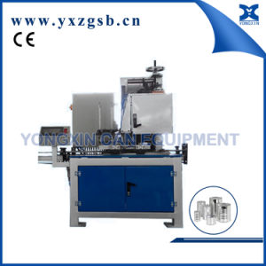 Fully Automatic Round Square Food Paint Tinplate Tin Can Seamer Equipment pictures & photos