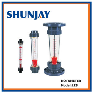 Acrylic Glass Tube Rotameter Flow Meter