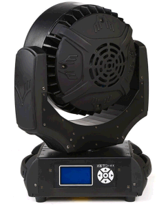 LED Moving Head 37* 10W RGBW 4in1 LED Washing Effect Light with Zoom pictures & photos