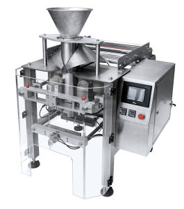 Vffs Sachet Packing Machine for Semolina, Detergents, Plaster, Talc pictures & photos