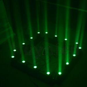 Disco Lights 4PCS 10W LED Beam Moving Head Hot DJ Lights pictures & photos