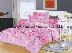 Poly /Cotton Bedding Set From China Supplierfrom China Supplier pictures & photos