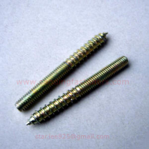 Brand New Double Head Screws with High Quality pictures & photos