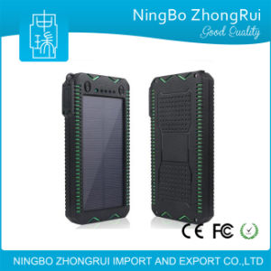 2017 Hot New Products Private Label Solar Energy Power Bank for Smartphones pictures & photos
