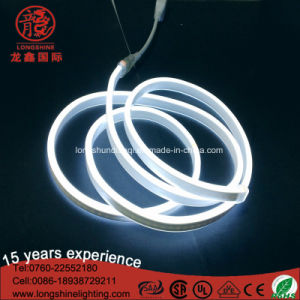 Waterproof LED 360 Degree Lighting View Warm White Neon with for Christmas Decoration pictures & photos