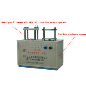Uncofined Specimen Moulding and Extruding Machine pictures & photos