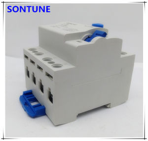 Sontune Stn60 Series RCCB 2p4p Residual Current Circuit Breaker pictures & photos