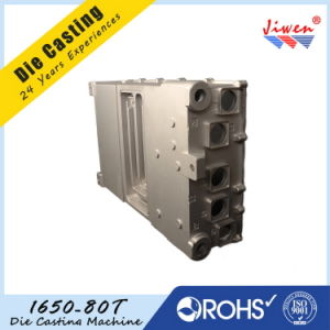 China Foundry Aluminum CNC Machining Parts Terminal Box pictures & photos
