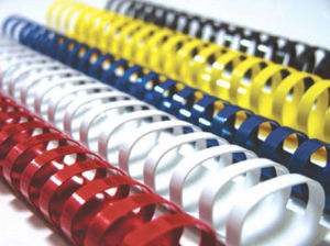 Plastic Binding Comb Ring pictures & photos