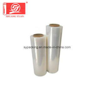 Good Flexibility 6000m LLDPE Stretch Film Wrap Film Eco-Friendly pictures & photos