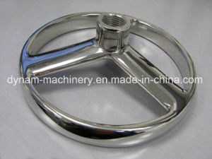 Hand Wheel Lost Wax Silica Sol Precision Stainless Steel Casting pictures & photos