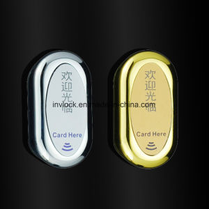 Zinc Alloy with Customer Made Logo, Card Here Locker Lock pictures & photos