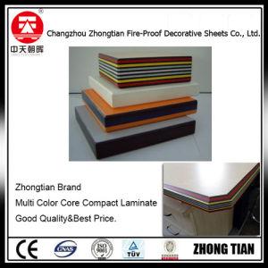 muliti color core compact laminate - Color Core Laminate