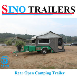 Off Road Camping Trailers with Tent pictures & photos