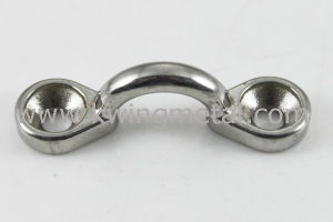 Stainless Steel Wire Eye Strap Saddle pictures & photos
