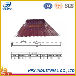 Shandong HFX Color Steel Tile On Sale pictures & photos