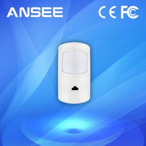 Ansee PIR Motion Detector Dsw-04A for Home Security Alarm System pictures & photos
