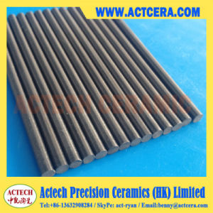 Black Zirconia/Zro2 Ceramic Rods Machining