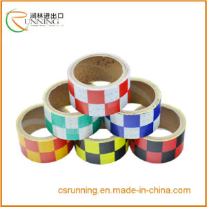 2017 China Supplier Micro Prismatic Reflective Tape Safety Product