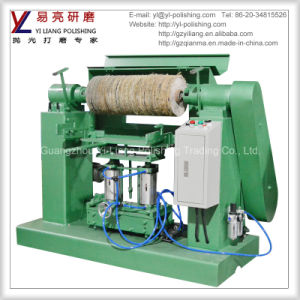 Stainless Steel Belt Buckle Clip Final Polishing Machine pictures & photos