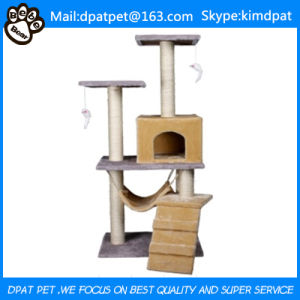 2017 Trending Products Sisal Luxury Modern Cat Trees pictures & photos