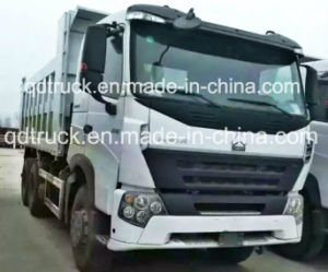 HOWO A7 Dump Truck 6*4 pictures & photos