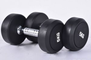 High Quality Dumbbell with Round Head pictures & photos