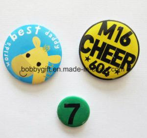 Cheap High Quality Souvenir Button Badge for Sale pictures & photos