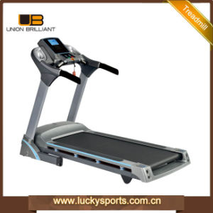Home Domestic Folding Fitness Sports Manual 2.0HP DC Motormotorized Electric Treadmill pictures & photos