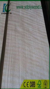 Natural Wood Veneer Figured QC White Oak for Furniture, Boards, Decoration pictures & photos